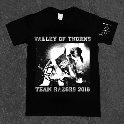 Team Razors 2018 T-Shirt