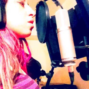Singing pic