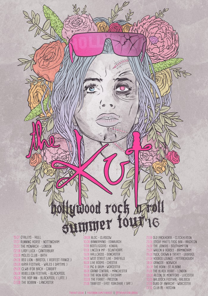 The Kut Summer Tour 2016 Final Web Version